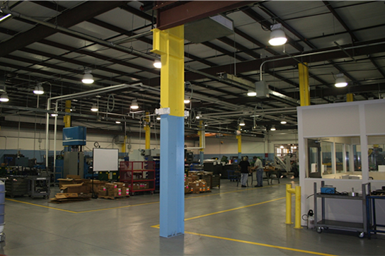 FN Manufacturing Swage Building