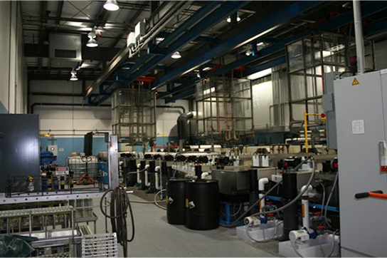 FN Manufacturing Waste Treatment