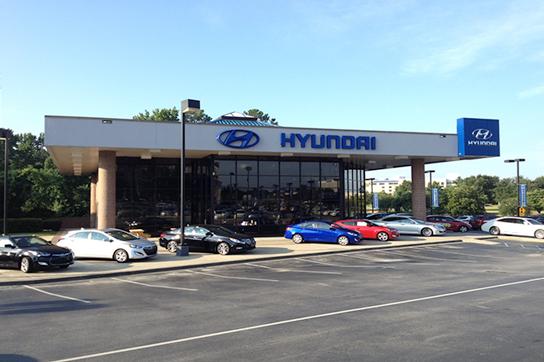 Jim Hudson Hyundai Exterior