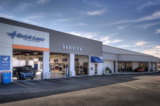 Jim Hudson Ford Service and Parts