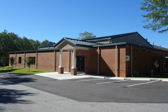 Saluda River Baptist Family Life Center
